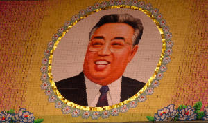 Great Leader Kim II Sung